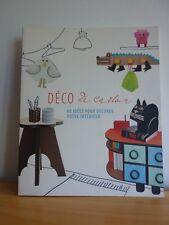 Déco de carton * 60 idées pour décorer votre intérieur