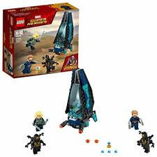 Lego Marvel Super Heroes-jeu de Construction-conf Avengers Bad Guy Dropship 761