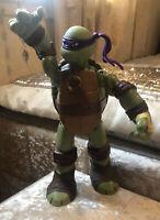 "Teenage Mutant Ninja Turtles Donatello Action Figure Battle Shell 11"" (W)"
