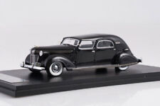 Chrysler Imperial c-15 le barón town car 1937 Black 1:43 neo46766