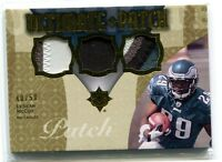 2009 Ultimate Collection Lesean McCoy Patch RC Rookie 40/50 BILLS