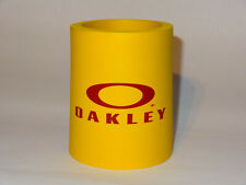 Oakley Koozie yellow/red new very rare collector special limited