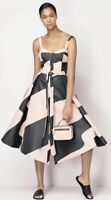 Milly Beige/Black Dress Size 4. Fast Shipping!!!