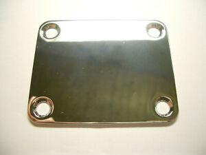 Göldo Neck Plate Chrome