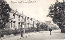 Camden Town. Rochester Road, Camden Road # 1497 by Charles Martin.