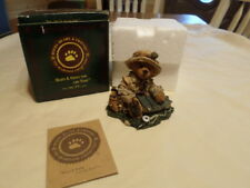 "Boyds Bears & Friends "" Otis.The Fisherman "" Lnib 29Th Edition"