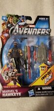 Marvel Avenager MARVEL'S HAWEYE with Snap-out BOW Comic Series Action Figure
