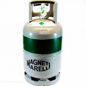 Recargable peso gas R134A aire 12 kg bombola Magneti Marelli