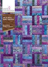 Jelly Roll Quilt Blocks Anita Goodesign Embroidery Machine Design CD