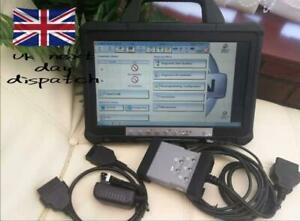 Nissan Consult-3 Plus v75 software with CF Laptop
