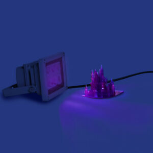 405nm LED UV Resin Curing Light 60W Photosensitive Lamp for SLA DLP 3D Printer