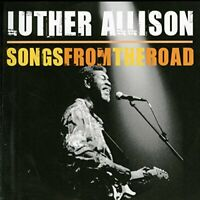 Luther Allison - Songs From The Road [CD]