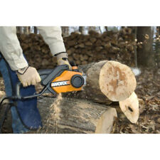 WORX Electric 16-Inch Chain Saw Chainsaw Tool Kit 3.5 HP 14.5 Amp - WG303.1