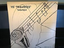 OS TUBAROES - Tabanca ~ EASTERN SOUND STUDIOS 005 | Recorded: 1980 ->VERY RARE