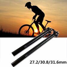 Full Carbon Fiber Bicycle Road Bike Durable Seatpost Seat Post 27.2mm 350mm