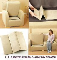 Ayrah® SEAT REJUVENATOR BOARDS 1-2-3 SEATER Sofa SAGGING SEAT SUPPORT SAGGER