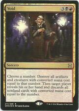 1x Foil - Void - Magic the Gathering MTG Eternal Masters