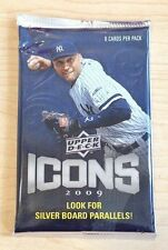 2009 UD Icons HOBBY Derek Jeter Ken Griffey Babe Ruth Letterman/Jersey/Auto?