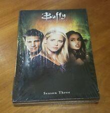 Buffy the Vampire Slayer: Season 3 (DVD, 6-Disc, Full Screen) tv show series NEW