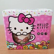 Brand new in box Sanrio Hello Kitty Cafe Mug Tea Cup ceramic