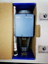 Siemens Stellantrieb elektrohydraulisch SKD 82.51 Siemens Skd82.51 neu und ovp