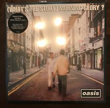 Oasis: (What's the Story) Morning Glory? REMASTER STILL SEALED!!!