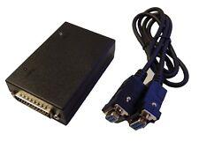 Rib-Box per cavo di programmazione -vhbw- per Motorola GP2000 GM300 GM340 GM350