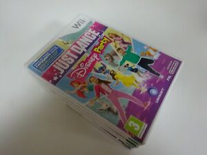 Just Dance Disney Party Wii Game Mint disc Freepost