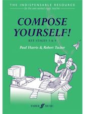 Compose Yourself! Teacher's Learn to Play Present All Instruments MUSIC BOOK