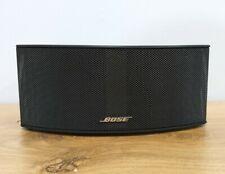 Bose Horizontal Jewel Centre Speaker - Black (Lifestyle systems)