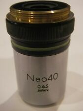 Olympus Neo 40x/0.65 Objective