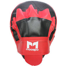 MMA Focus Mitts Pads Contoured Strikes Punches Kicks Martial Arts Boxing Karate