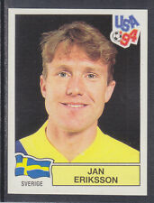 Panini - USA 94 World Cup - # 146 Jan Eriksson - Sverige (Green Back)