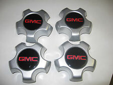 SET OF 4 GMC SONOMA ZR5 WHEEL CENTER HUB CAP 4WD # 15169578