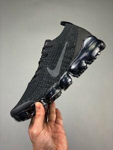 Free Shipping!Nike Air VaporMax Flyknit 3 Men's Shoe Black