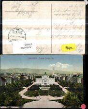 178832,Kroatien Zabreb Franje Josipa trg. Platzansicht