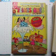 Flintstones and Pebbles 8 Summer Vacation Giant Issue FN SKUB24493 25% Off