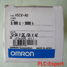 NEW IN BOX Omron H5CX-AD One year warranty