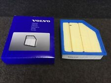GENUINE VOLVO AIR FILTER 30636833 V70 S60 XC90 XC70 D5 MY 2006 >