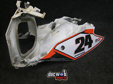 KTM SX/SXF 125-450 2011-2015 Used white complete air box assembly UPK1548