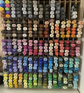 copic sketch markers lot Entire 360 Set
