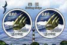 Timbres Bateaux Corée BF540 ** année 2008 lot 9343 - cote : 28 €