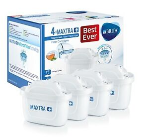 Genuine Brita Maxtra Water Filter Cartridges Vacuum Package MAXTRA+**Free Post**