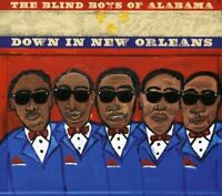 The Blind Boys Of Alabama - Down In New Orleans [CD]