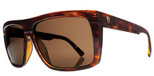 NEW Electric Black Top Sunglasses-Gloss Tortoise-Bronze-SAME DAY SHIPPING!