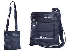 Women Ladies Sheep Leather Style Bags Satchel Shoulder Large Tote Handbag Purse