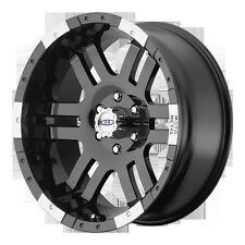 4 16 inch MO951 Toyota Tacoma 4wd Pre-Runner 16x9 Wheels Rims BLACK 6x5.5