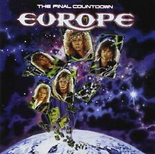 EUROPE CD - THE FINAL COUNTDOWN (2001) - NEW UNOPENED - ROCK METAL