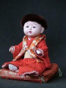 Antique Japanese ichimatsu doll