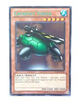 YuGiOh TCG Catapult Turtle DL18-EN001 (GREEN) Duelist League Card Rare DL